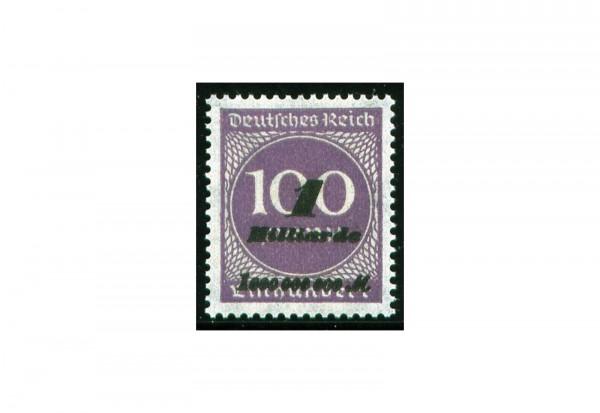 Briefmarke Deutsches Reich Freimarke 1923 Michel-Nr. 331 postfrisch