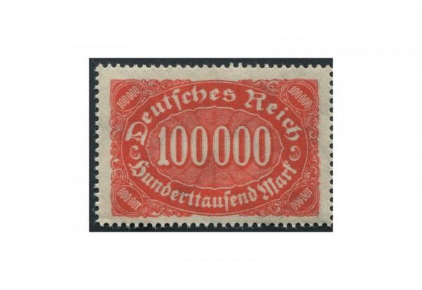 Briefmarke Deutsches Reich Freimarke 1923 Michel Nr. 257 DD postfrisch