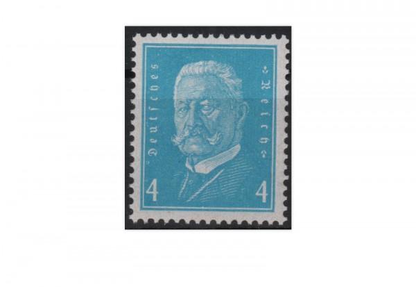 Briefmarke Deutsches Reich Reichspräsidenten III 1931 Michel-Nr. 454 postfrisch