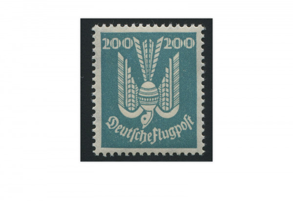 Briefmarke Deutsches Reich Holztaube 1924 Michel-Nr. 349 X postfrisch
