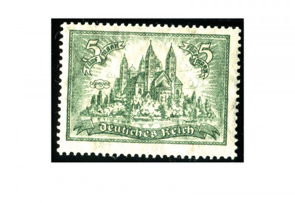 Briefmarke Deutsches Reich Bauwerke 1924 Mi.Nr. 367 postfrisch