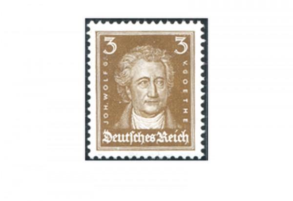 Briefmarke Deutsches Reich Berühmte Deutsche 1926 Michel-Nr. 385 postfrisch