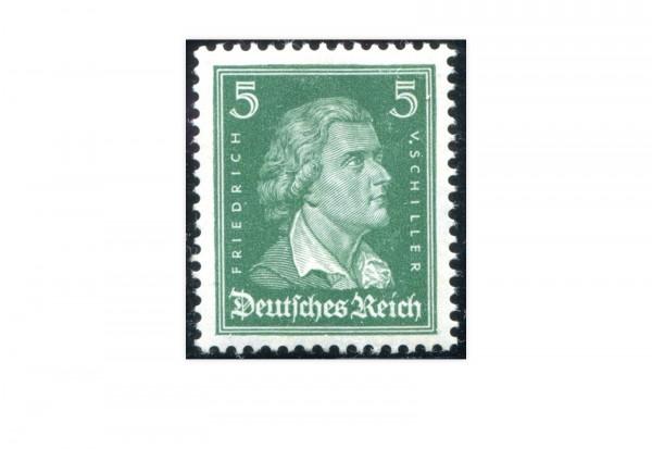 Briefmarke Deutsches Reich Berühmte Deutsche 1926 Michel-Nr. 387 postfrisch
