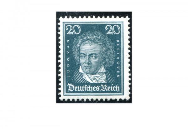 Briefmarke Deutsches Reich 1926 Berühmte Deutsche Michel-Nr. 392 postfrisch