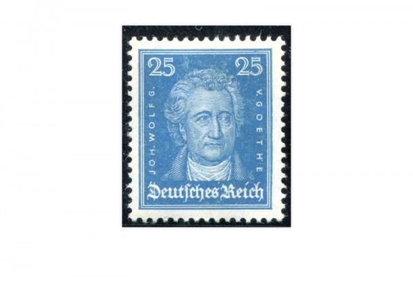 Briefmarke Deutsches Reich Berühmte Deutsche 1926 Michel-Nr. 393 postfrisch