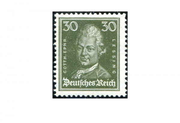 Briefmarke Deutsches Reich Berühmte Deutsche 1926 Michel-Nr. 394 postfrisch