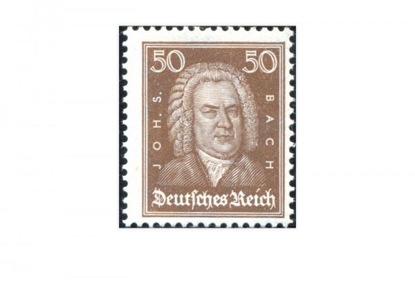 Briefmarke Deutsches Reich Berühmte Deutsche 1926 Michel-Nr. 396 postfrisch
