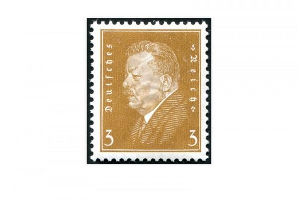 Briefmarke Deutsches Reich Reichspräsidenten 1928 Michel-Nr. 410 postfrisch