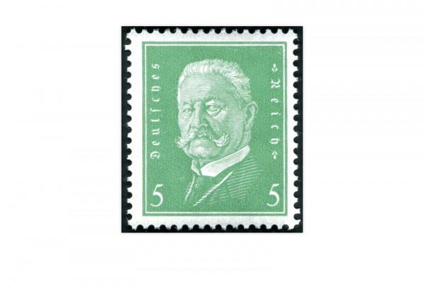 Briefmarke Deutsches Reich Reichspräsidenten 1928 Michel-Nr. 411 postfrisch