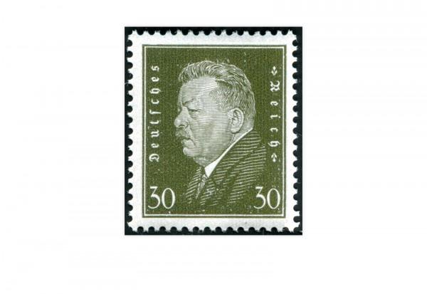 Briefmarke Deutsches Reich Reichspräsidenten 1928 Michel-Nr. 417 postfrisch