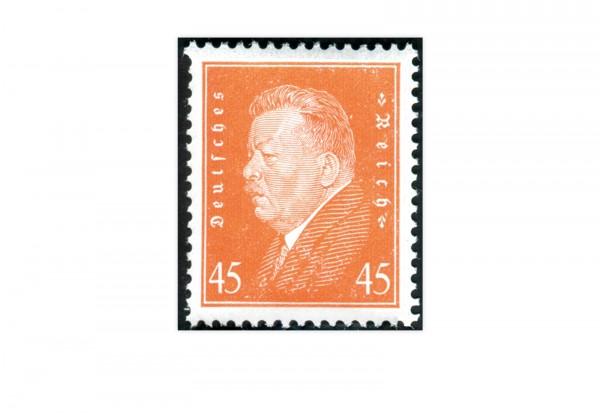 Briefmarke Deutsches Reich Reichspräsidenten 1928 Michel-Nr. 419