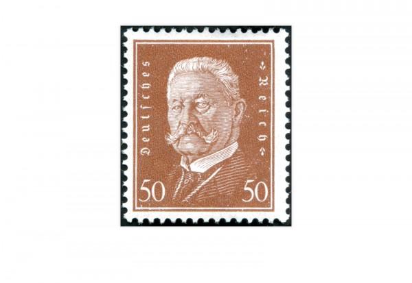 Briefmarke Deutsches Reich Bundespräsidenten 1928 Michel-Nr. 420 postfrisch