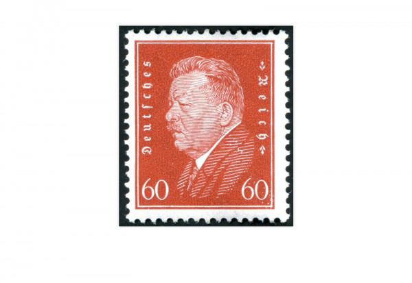 Briefmarke Deutsches Reich Reichspräsidenten 1928 Michel-Nr. 421 postfrisch