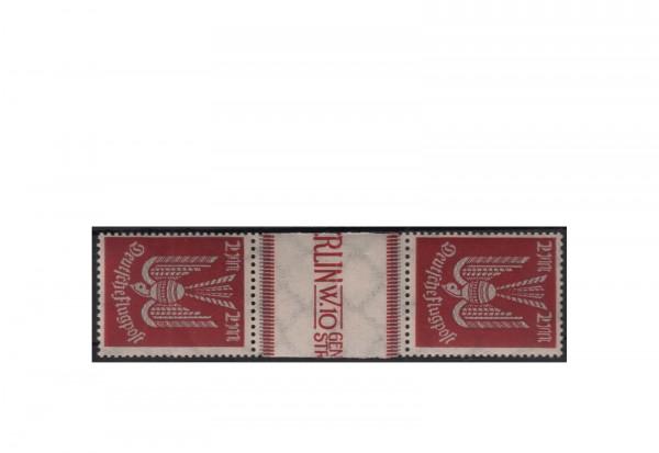 Briefmarken Deutsches Reich 1922 Michel-Nr. 216 b ZS postfrisch geprüft