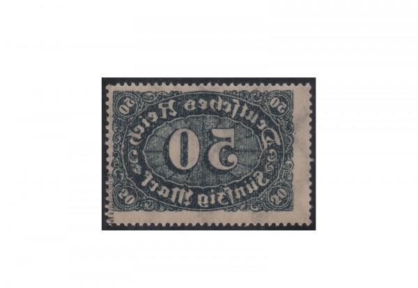 Briefmarke Deutsches Reich Vollabklatsch 1923 Michel-Nr. 246 (F) postfrisch geprüft