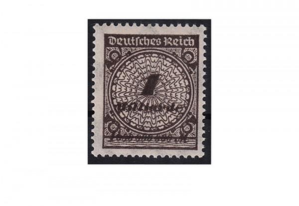 Briefmarke Deutsches Reich Walzendruck 1923 Michel-Nr. 325 Wb postfrisch geprüft