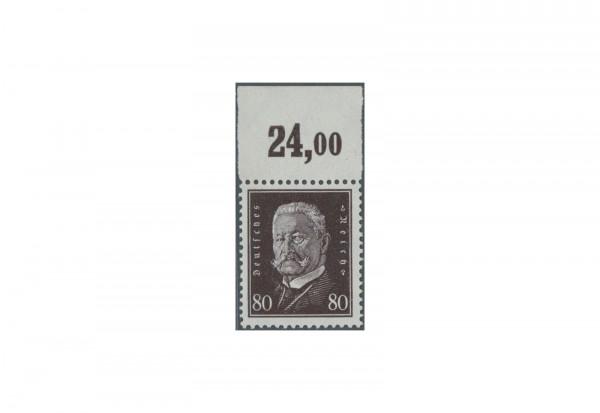 Briefmarken Deutsches Reich Reichspräsident 1928 Michel-Nr.: 422 POR postfrisch