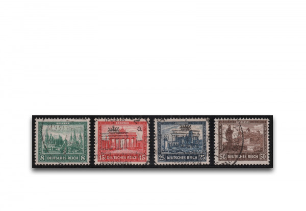 Deutsches Reich Mi.Nr. 450/453 gestempelt