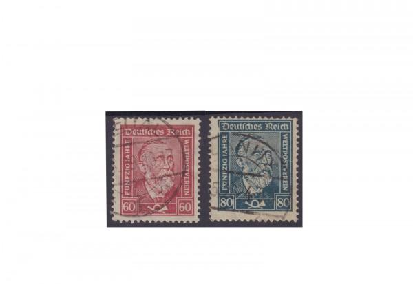 Deutsches Reich Mi.Nr. 362/363 gestempelt