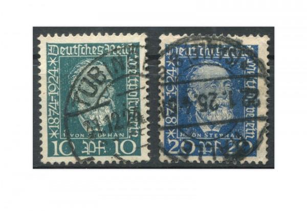 Deutsches Reich 1924 Mi.Nr. 368/369 gestempelt