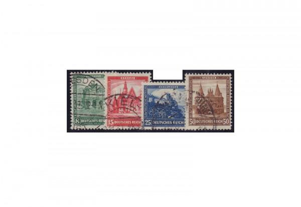 Deutsches Reich Mi.Nr. 459/462 gestempelt