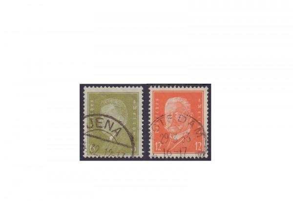 Deutsches Reich Mi.Nr. 465/466 gestempelt
