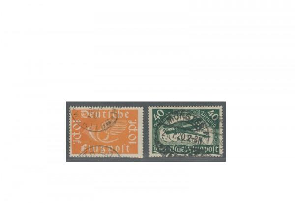 Deutsches Reich Mi.Nr. 111/112 gestempelt