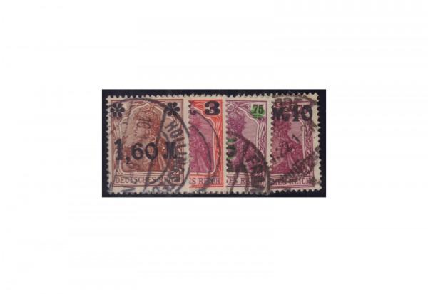 Deutsches Reich Michel 154 / 7 I gestempelt