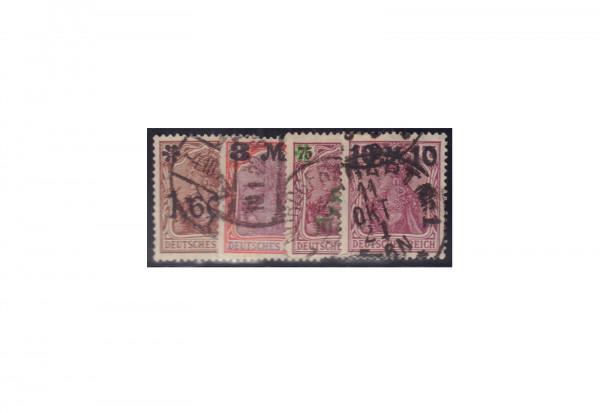 Deutsches Reich Michel 154 / 7 II gestempelt