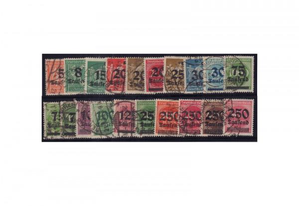Deutsches Reich Michel 277 / 96 gestempelt
