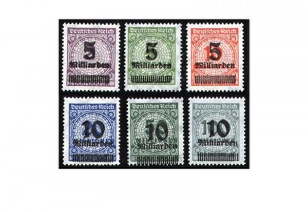 Deutsches Reich Michel 332 / 7 A gestempelt