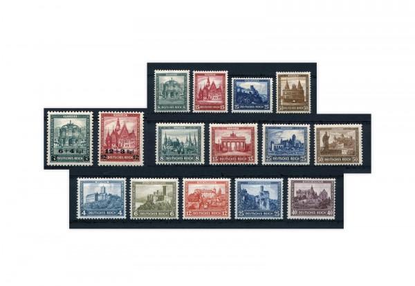 Deutsches Reich Nothilfe 1930-32 postfrisch