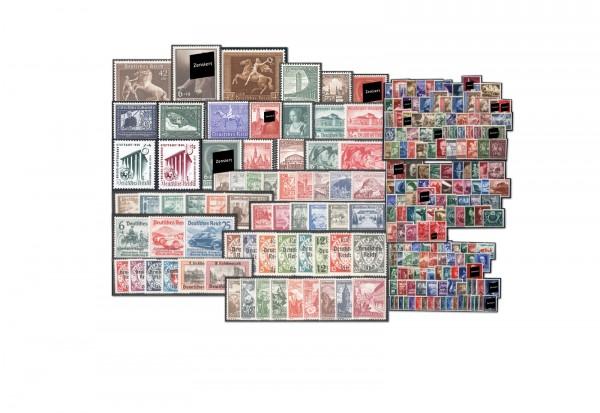 Ostmark 1938-1945 DR Mi.Nr. 662/910 249 postfrische Marken