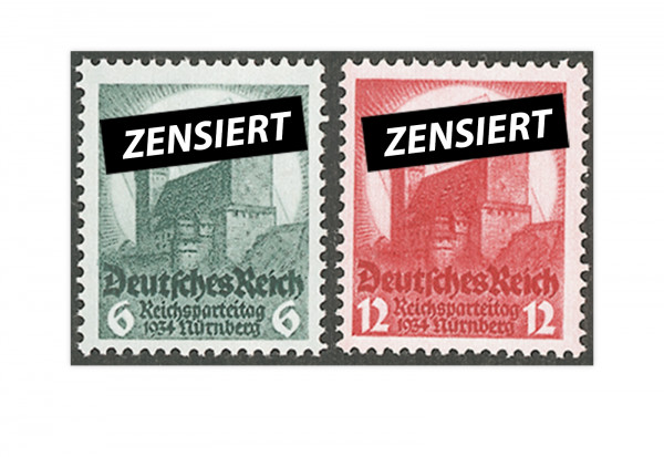 Deutsches Reich 546/547 postfrisch