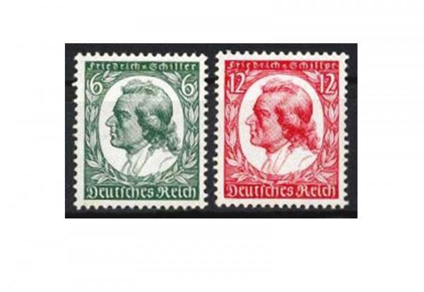 Deutsches Reich Michel Nr. 554/555 postfrisch