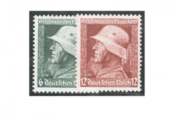 Deutsches Reich Michel Nr. 569/570 postfrisch