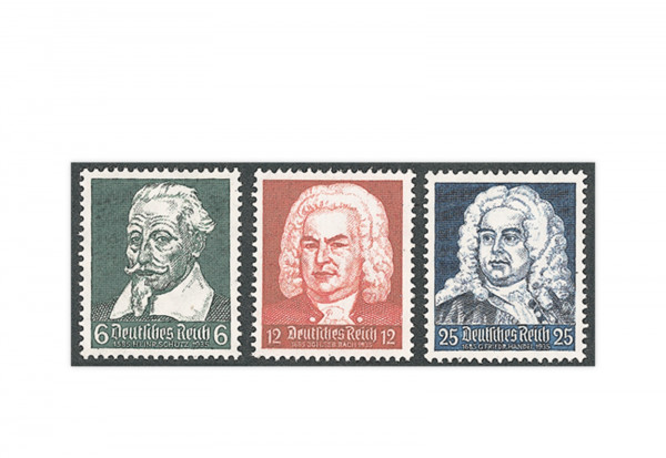 Deutsches Reich Mi.Nr. 573/575 postfrisch