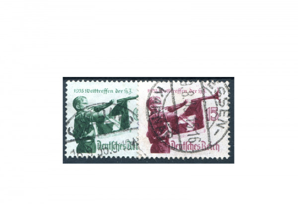 Deutsches Reich Mi.Nr. 584/585 postfrisch