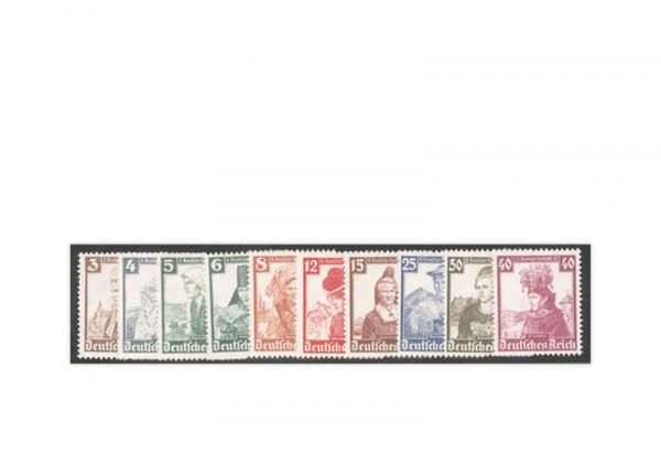 Deutsches Reich Mi.Nr. 588/97 postfrisch