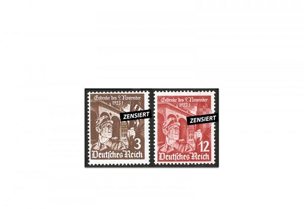 Deutsches Reich Mi.Nr. 598/99 postfrisch