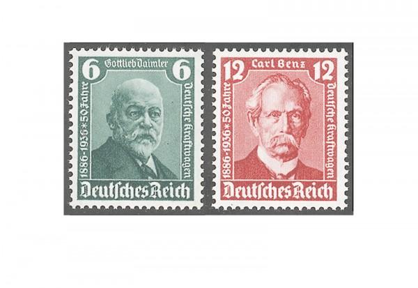 Deutsches Reich Mi.Nr. 604/605 postfrisch