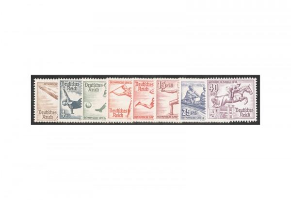 Deutsches Reich Mi.Nr. 609/616 postfrisch