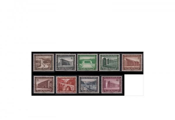 Deutsches Reich Mi.Nr. 634/642 **
