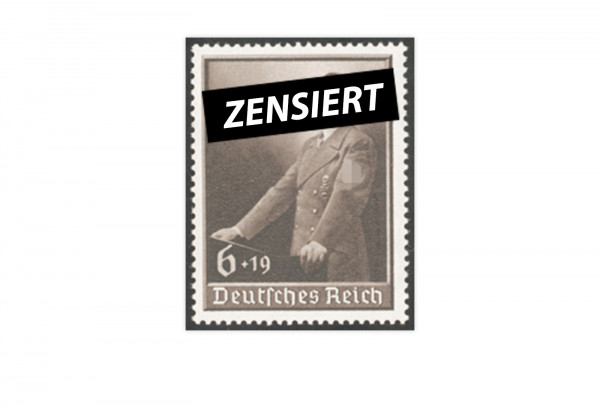 Briefmarke Deutsches Reich 1. Mai 1939 Michel-Nr. 694 postfrisch