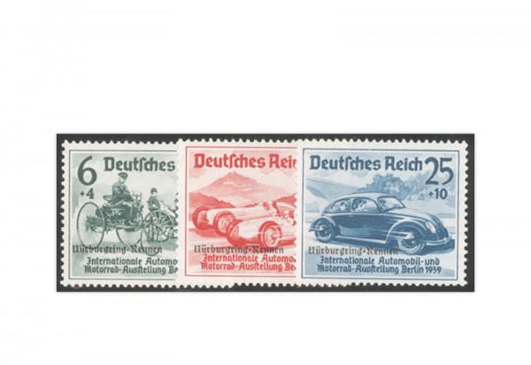 Deutsches Reich Mi.Nr. 695/697 postfrisch