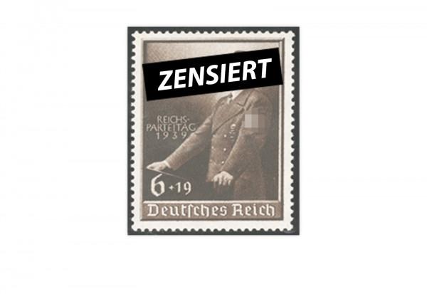 Briefmarke Deutsches Reich Parteitag 1939 Michel-Nr. 701 postfrisch