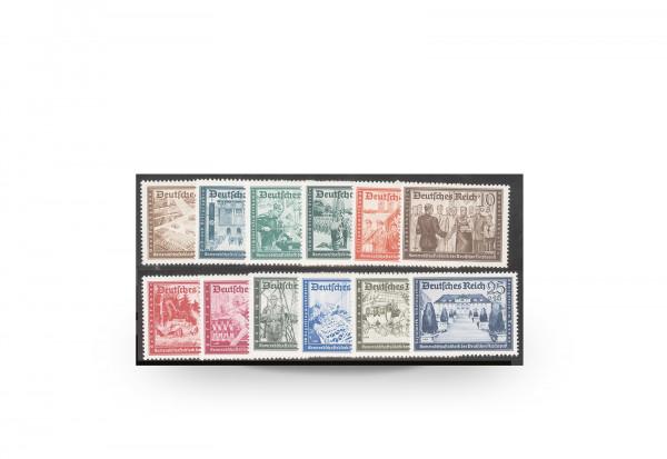 Deutsches Reich Mi.Nr. 702/13 postfrisch