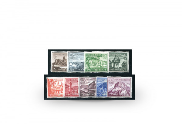 Deutsches Reich Mi.Nr. 730/738 postfrisch