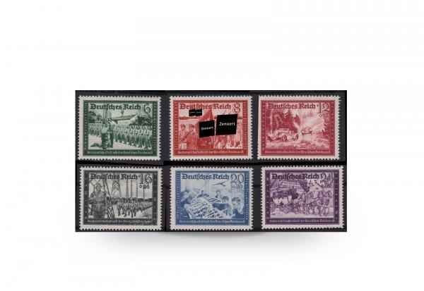Deutsches Reich Mi.Nr. 773/778 postfrisch