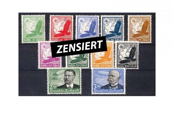 Deutsches Reich Michel-Nr. 529/539 postfrisch